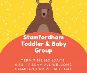 MUMS, BABIES & TODDLERS @ Village Hall - Main Hall